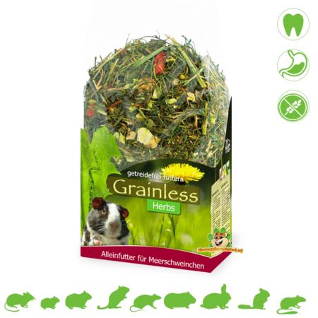 JR Farm Grainless Herbs Guinea Pig