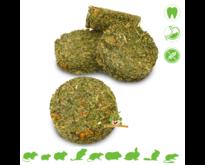 Getreidefreie Kräuterbrötchen Brennnessel & Karotte 80 Gramm