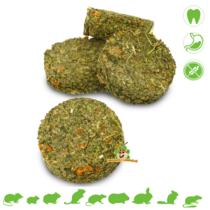 Grainless Herbs Rolls Nettle & Carrot