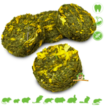 Getreidefreie Kräuterbrötchen Löwenzahn & Sonnenblume 70 Gramm