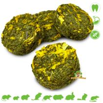 Grainless Herbal Rolls Dandelion & Sunflower