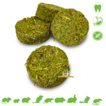 Getreidefreie Kräuterbrötchen Petersilie & Himbeere 80 Gramm