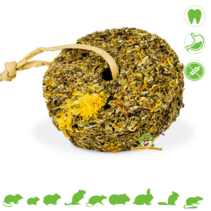 Grainless Herbal Wheel Dandelion & Marigold
