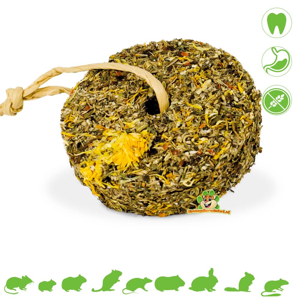 JR Farm Grainless Herbal Wheel Dandelion & Marigold