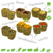 Getreideloser Snack-Topf
