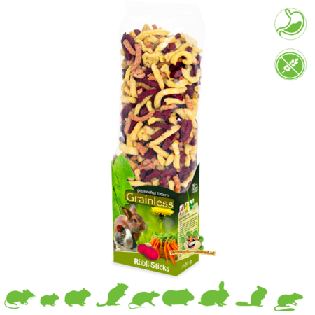 JR Farm Grainless Turnip Sticks