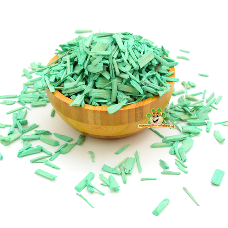 Knaagdierwinkel® Color Wood Gekleurde Bodembedekking