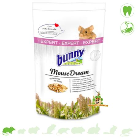 Bunny Nature Color MouseDream Expert 500 Gramm Mäusefutter