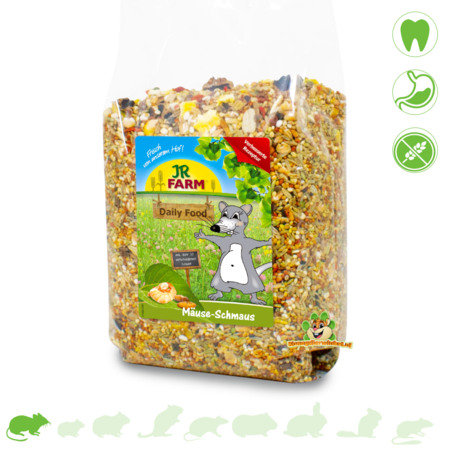 JR Farm Mice Schmaus 600 grams