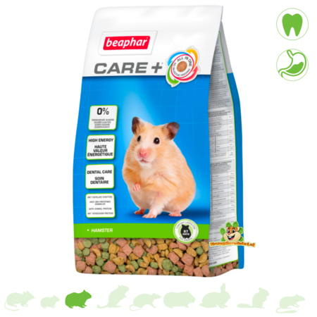 Beaphar Pflege + Hamster 700 Gramm