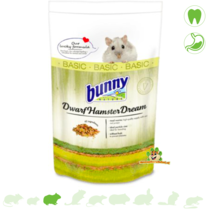 Dwarf Hamster Dream Basic 600 grams