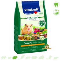 Emotion Beauty Selection Hamster 600 grams