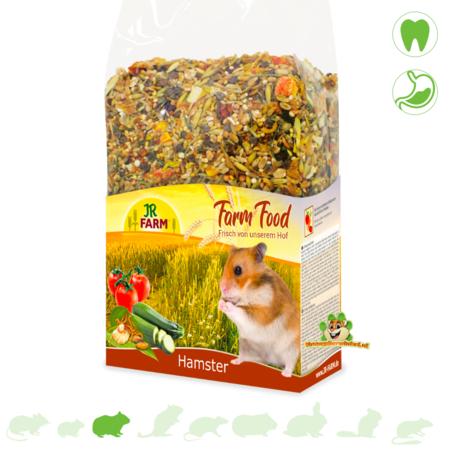 JR Farm Farm Food Hamster Adult 500 Gramm Hamsterfutter