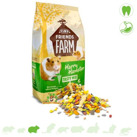Supreme Harry Hamster komplettes Müsli 700 Gramm