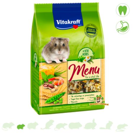 Vitakraft Menu Vital dwarf hamster food 400 grams