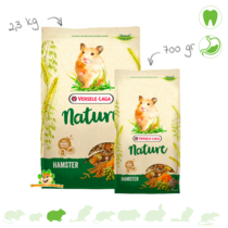 Hamster Nature Hamster food
