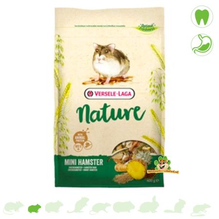 Versele-Laga Nature Mini Hamster 400 Gramm