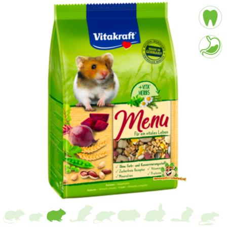 Vitakraft Premium Menu Vital Hamster 1 kg Hamster food