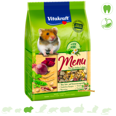 Vitakraft Premium Menu Vital Hamster 1 kg
