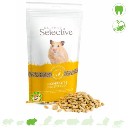 Supreme Selektiver Hamster 350 Gramm
