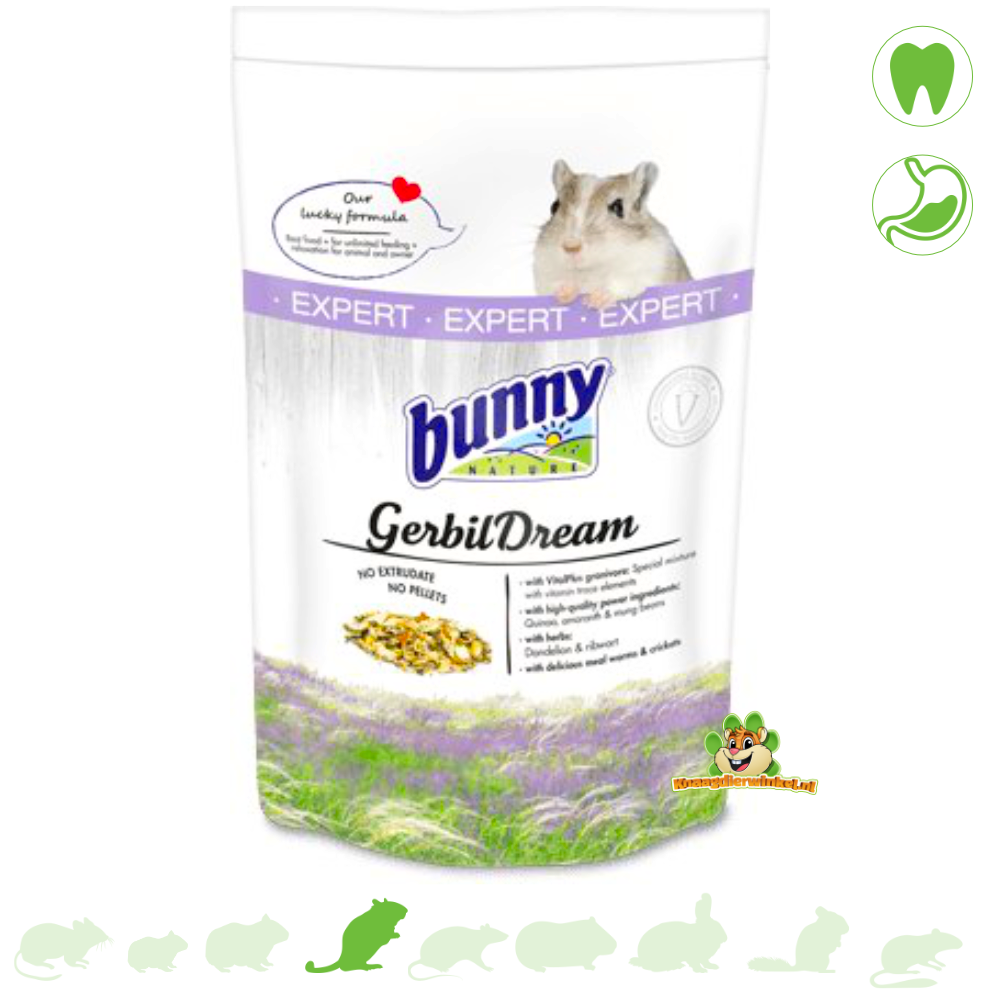 Bunny Nature GerbilDroom Expert 500 gram