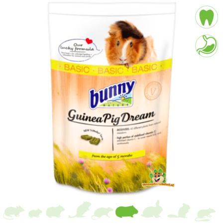 Bunny Nature Guinea pig Dream Basic 1.5 kg