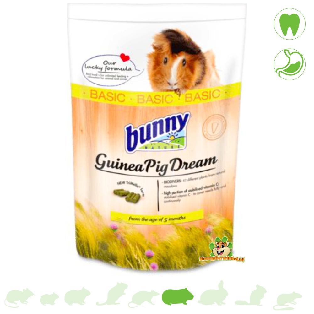 Bunny Nature Meerschweinchen Dream Basic 1,5 kg