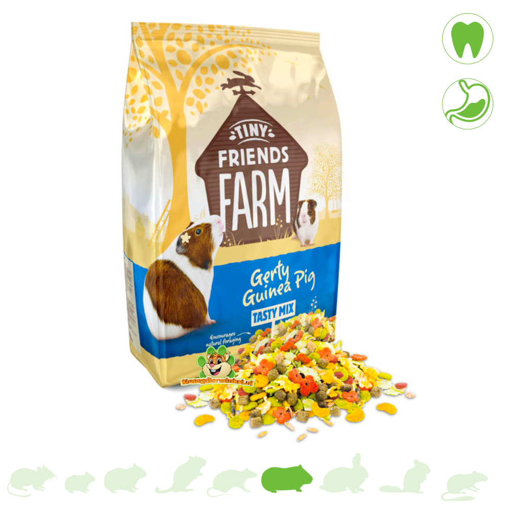 Supreme Gerty Guinea Pig Tasty Mix