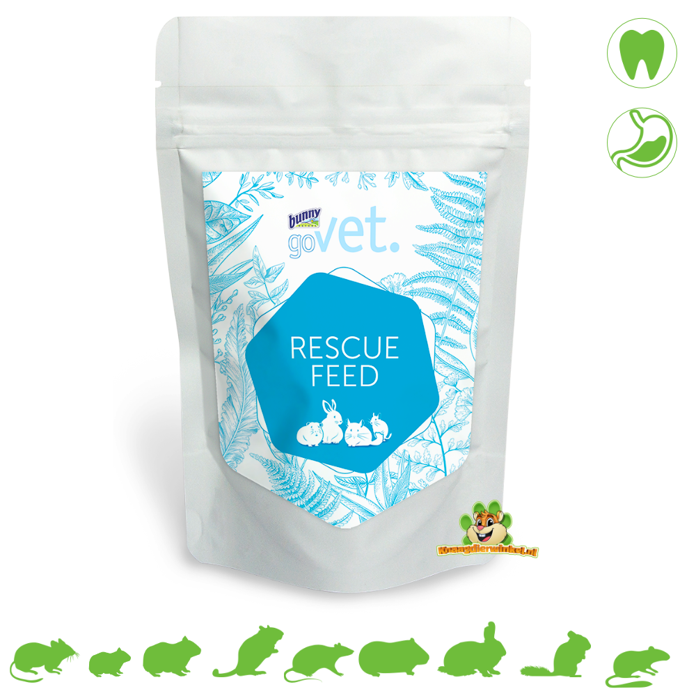 Bunny Nature GoVet RescueFeed