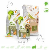 DARK Rabbit Rabbit food