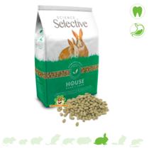 Selective House Rabbit 1,5 kg Rabbit food