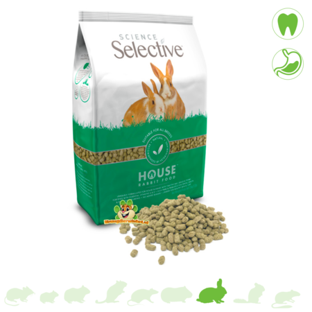 Supreme Selective House Rabbit 1,5 kg Rabbit food