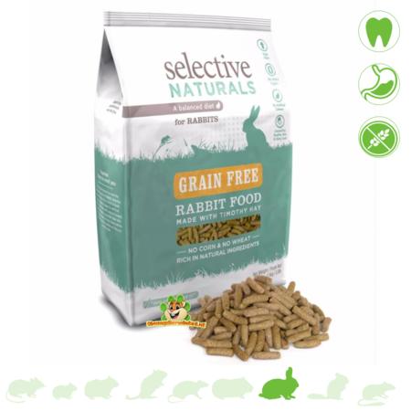 Supreme Selective Rabbit Grain Free 1.5 kg Rabbit food