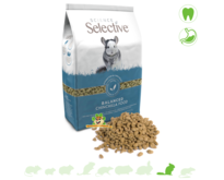 Selective Chinchilla 1.5 kg