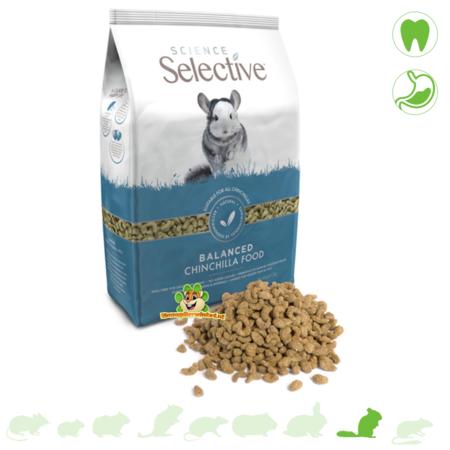 Supreme Selective Chinchilla 1.5kg