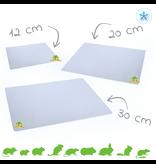 Aluminiumkühlplatte