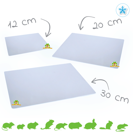 Aluminum Rodent Cooling Plate