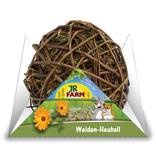 JR Farm Wilgenbal Bergweidehooi & Goudsbloem 12 cm