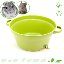 Sandpit Green Chinchilla & Degoe 25 cm