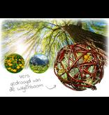 JR Farm Willow Ball Mountain Meadow Heu & Ringelblume 12 cm