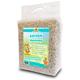 Knaagdierwinkel® Baumwolle & Hanf 35 Liter Bodendecker