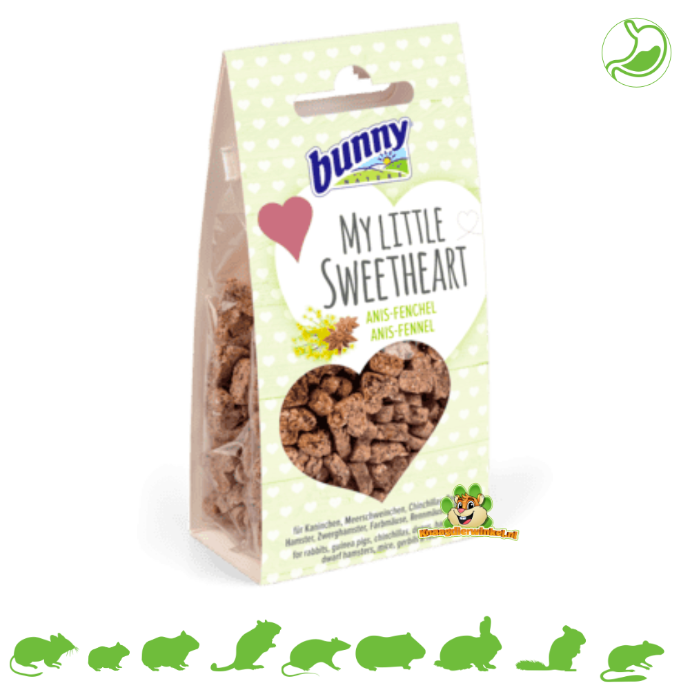 Bunny Nature My little Sweetheart Anise & Fennel 30 grams