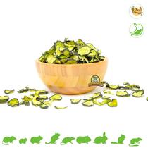 Gedroogde Komkommerschijfjes