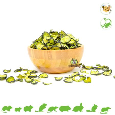 Knaagdier Kruidenier Dried Cucumber Slices