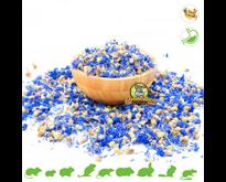 Dried Cornflower Blue