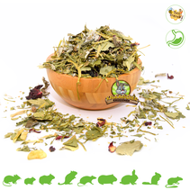Dried Herbs & Fruit Mix