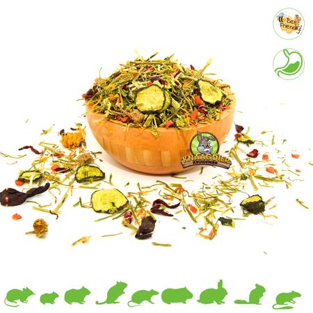 Knaagdier Kruidenier Autumn Herbs Blend Resistance