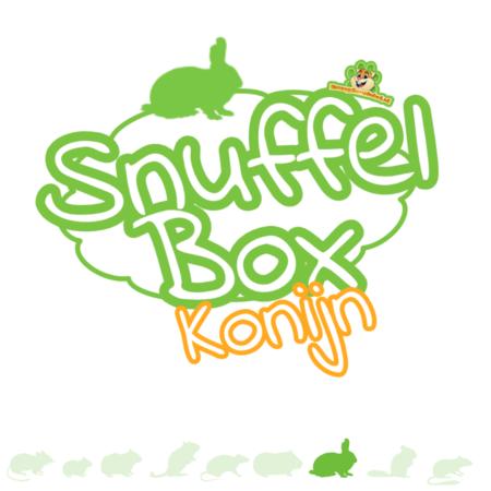 Knaagdierwinkel® Snuffelbox Konijn #02
