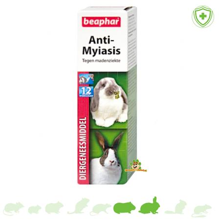 Beaphar Anti-Myiasis (madenziekte) spray 75 ml
