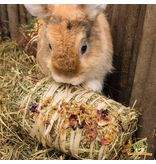 Trixie Hay bale with Blossom mix